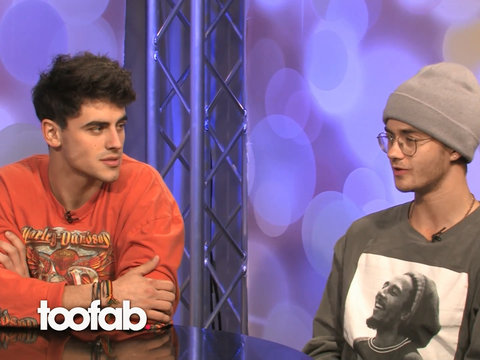 Pop-Rap Duo Jack & Jack Discuss Their Recent Tour and Rise From Vine