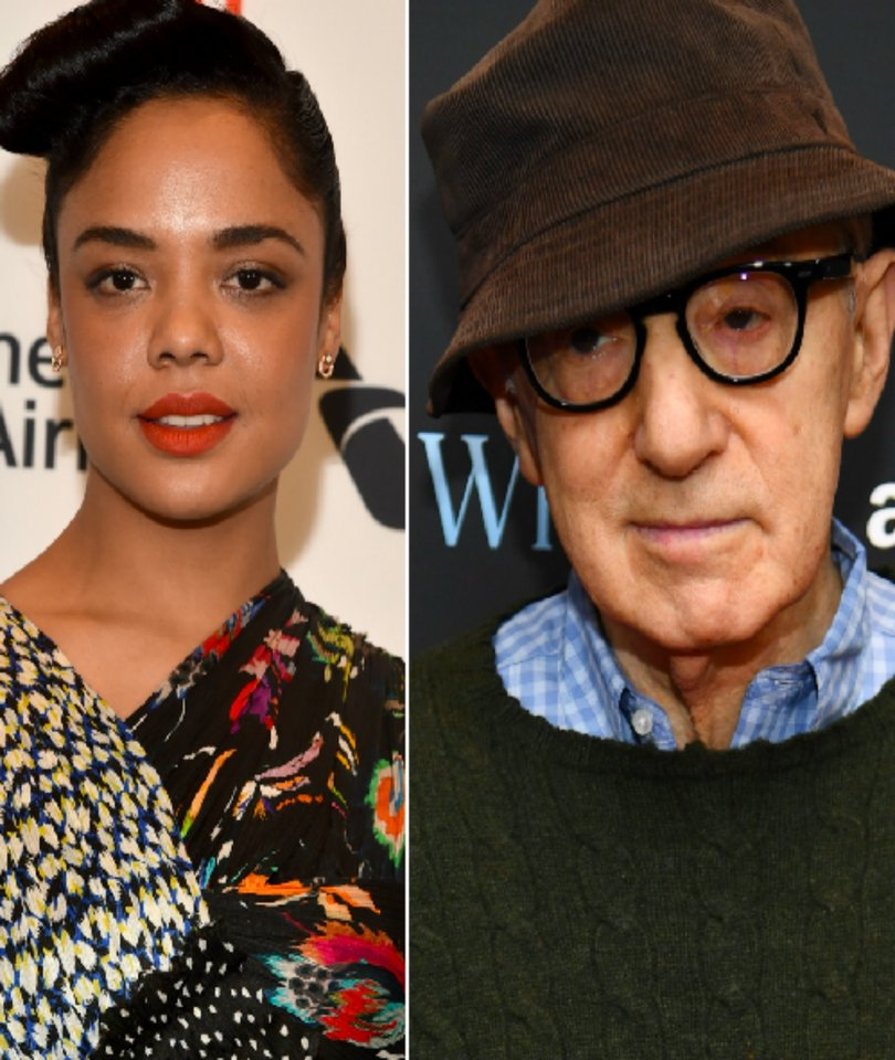 Tessa Thompson Shades Woody Allen for 'No Black Women' in His Movies