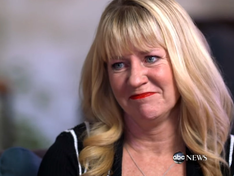 Tonya Harding Tears Up in Emotional Interview