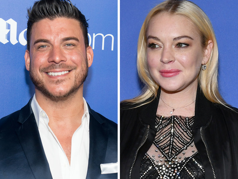 'Vanderpump Rules' Star Jax Taylor Says Lindsay Lohan Hookup 'Wasn't Worth My Time'
