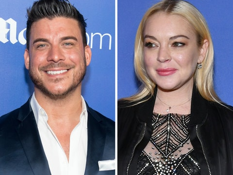 Jax Taylor Says Lindsay Lohan Hookup 'Wasn't Worth My Time'