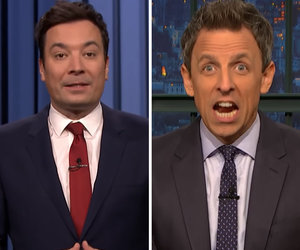 Jimmy Fallon, Seth Meyers Trash Trump After Congress Passes Tax Bill