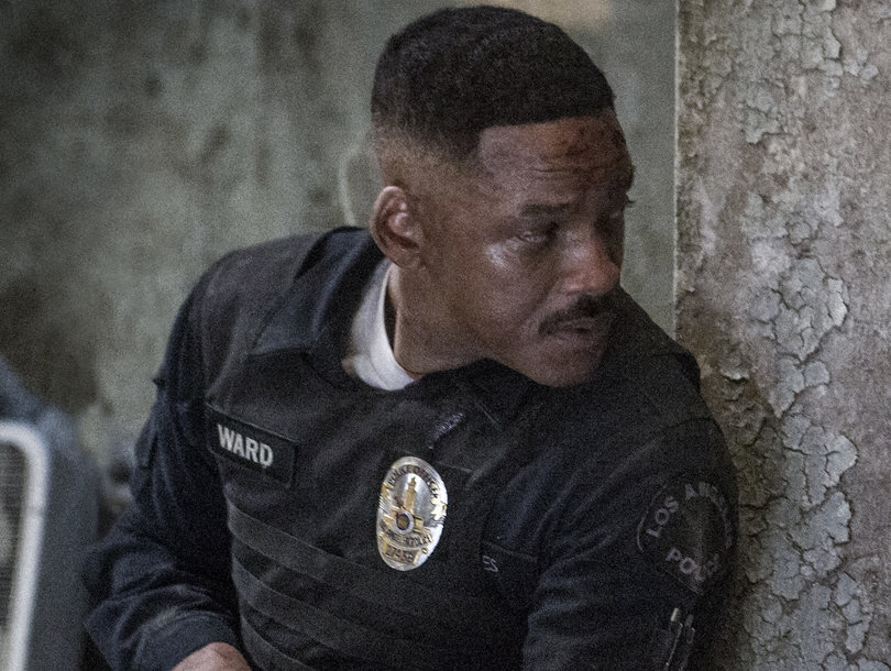 Critics Massacre Will Smith's 'Bright': 'Embarrassing', 'Astoundingly Bad,' 'Fresh Slice of Hell'