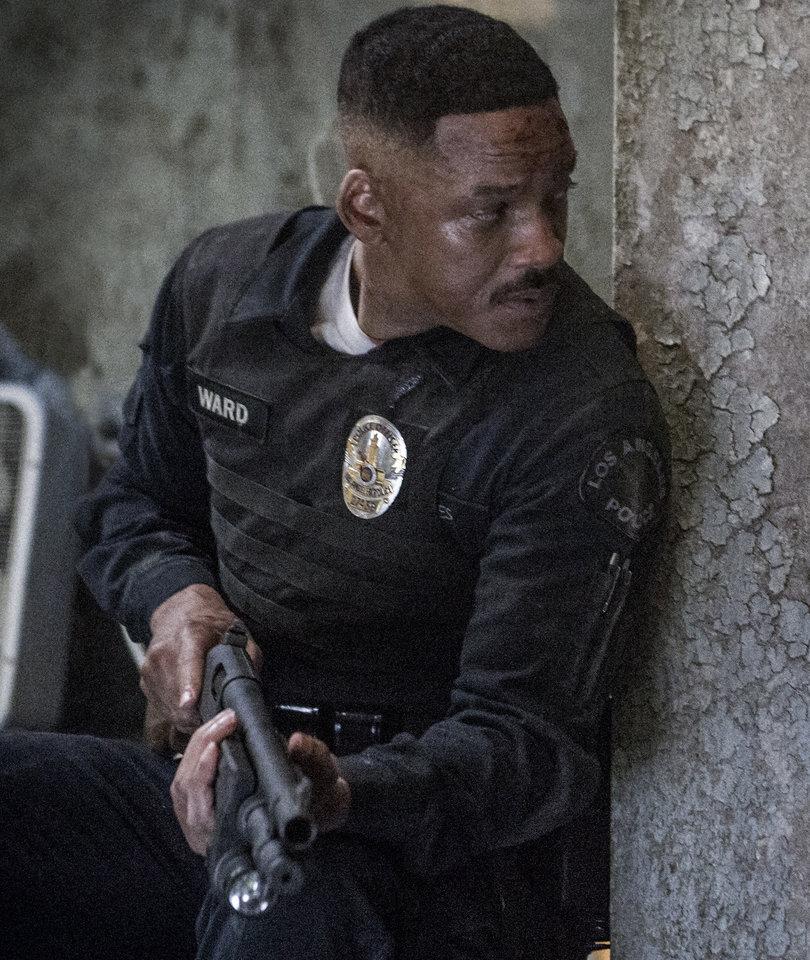 Critics Massacre Will Smith's 'Astoundingly Bad' Netflix Movie 'Bright'
