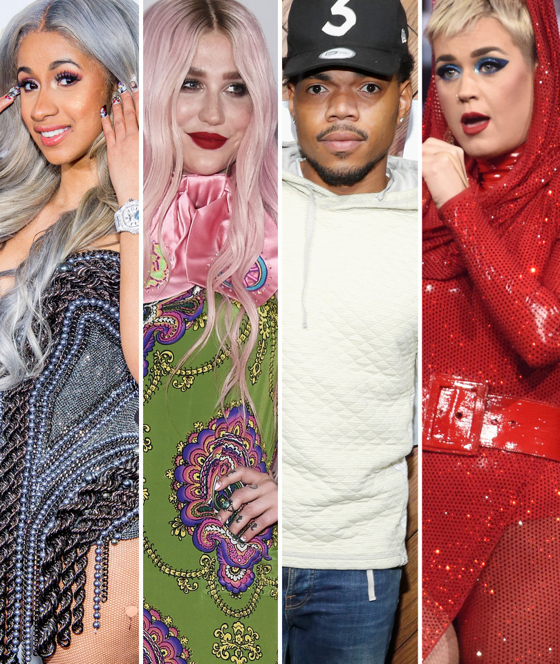 8 Songs You Gotta Hear: Cardi B, Kesha, Katy Perry