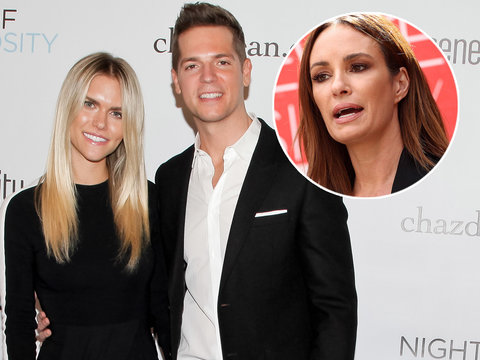 Jason Kennedy's Wife Defends E!: 'Women Are Paid Accordingly'