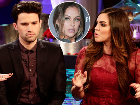 Lala Kent Outs Tom Schwartz for Cheating on Katie Maloney