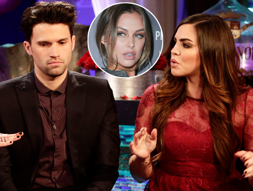 'Vanderpump Rules' SURver Scuffle: Lala Kent Outs Tom Schwartz for Cheating on Katie Maloney