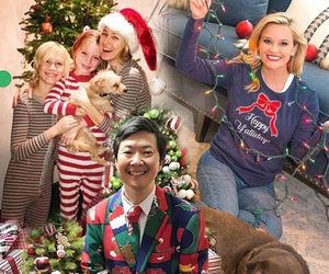 Holiday Cheer: How Celebrities Are Celebrating In 2017