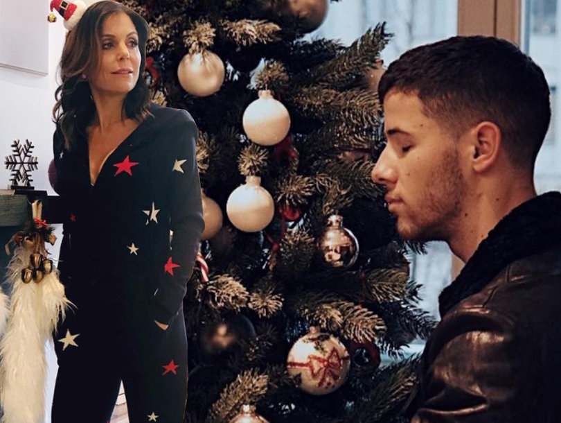Celebrities' Extravagant Holiday Decorations: How the Stars Decked the Halls!