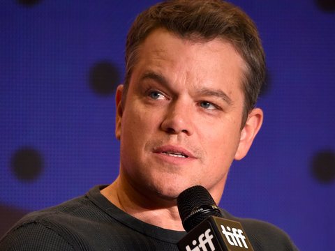 Over 20,000 People Want Matt Damon Cut From 'Ocean's 8'