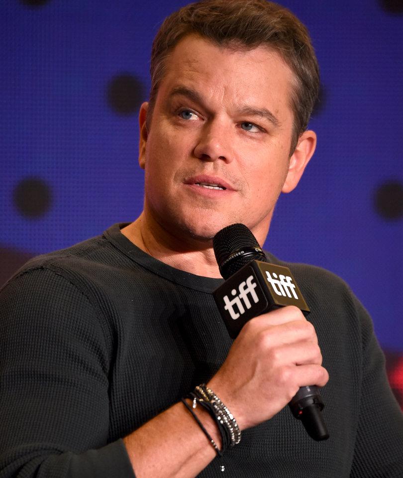 Over 20,000 People Want Matt Damon Cut From 'Ocean's 8'