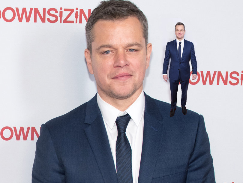 How Matt Damon Downsized His Career and Reputation in 2017