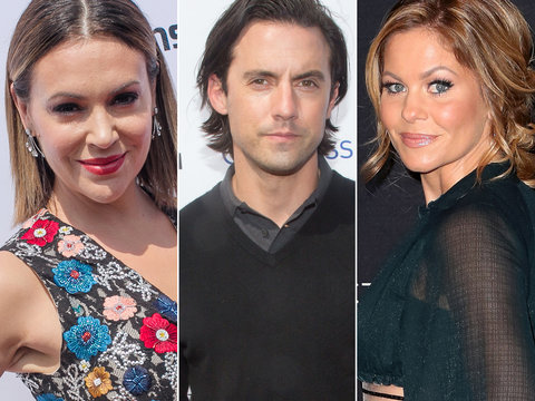 Stars Share Their Favorite Holiday Songs -- and Sing Them Too!