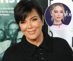 Jennifer Lawrence Went All Out for BFF Kris Jenner This X-Mas