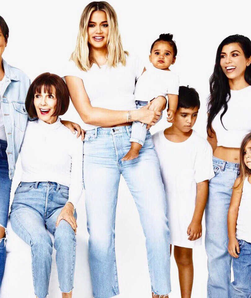 4 Burning Questions After Kardashian Christmas Card Final Reveal