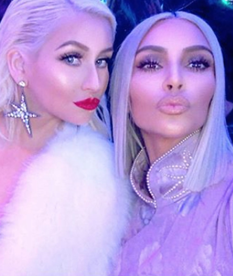 Inside the Kardashian Family Christmas Eve Party