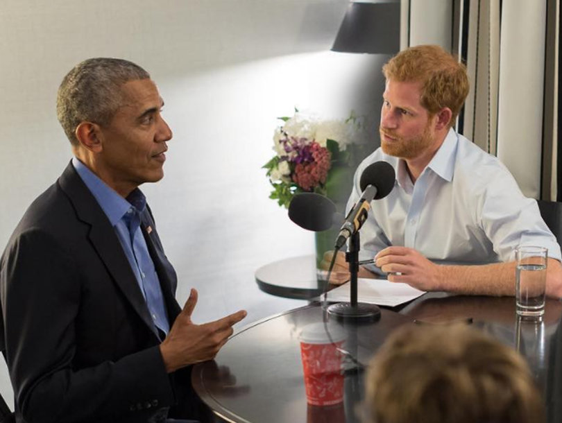 4 Most Fascinating Moments From Prince Harry's Barack Obama Interview