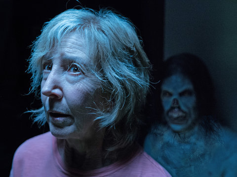 Even 'Insidious' Star Doesn't Understand Secret to Franchise's Success