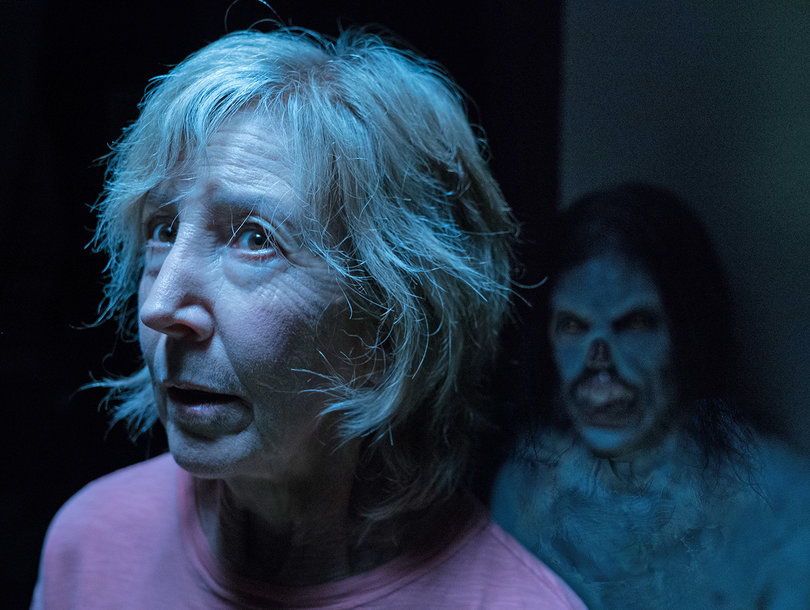 Even Lin Shaye Doesn't Understand the Secret to the 'Insidious' Franchise's Success