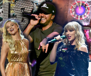 New Year's Eve Country Music Playlist