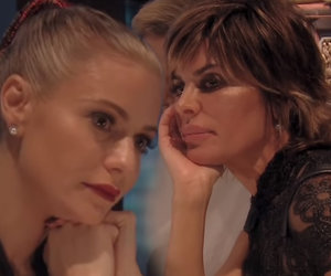Dorit Kemsley Confronts Lisa Rinna About Cocaine Bombshell