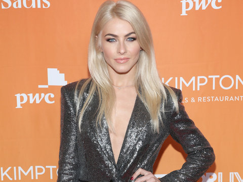 Julianne Hough Recalls Being Body Shamed on a Film Set