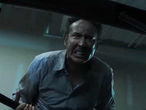 Nicolas Cage Is Crazier Than Ever in 'Mom and Dad' Trailer