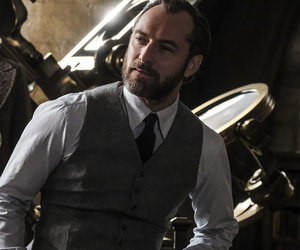 Jude Law's One Hot Dumbledore In 'Fantastic Beasts' Sequel