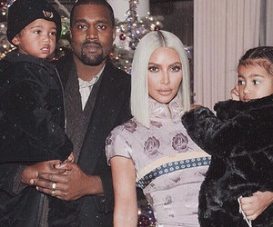 Kim Kardashian Wishes Fans a 'Happy Holiday' with New Family Photo