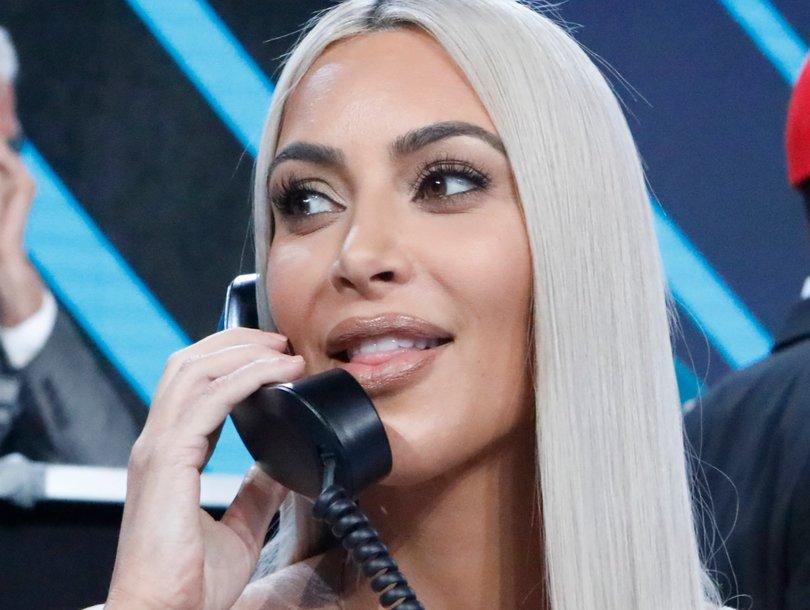 Kim Kardashian's New Year's Resolution Seems Unlikely
