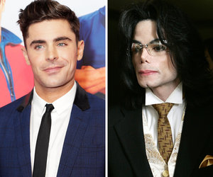 How Zac Efron Made Michael Jackson Cry Once
