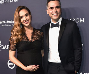 Jessica Alba Gives Birth to Son Hayes -- See the First Photo!