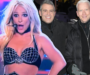 7 Viral NYE Moments: Britney, Andy & Anderson, Mariah's Tea