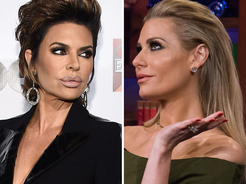 Dorit Kemsley Keeps Lisa Rinna 'Coke Den' Feud Alive After Apology