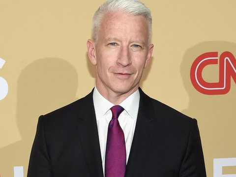 Anderson Cooper Walked Out of 'Star Wars: The Last Jedi'