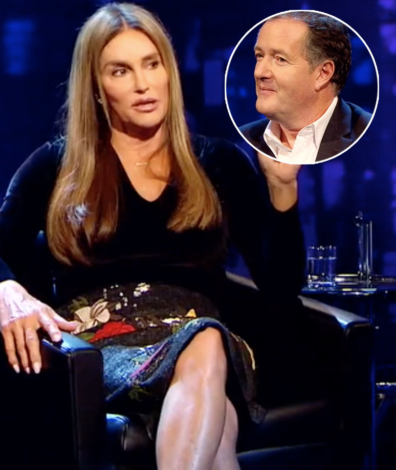 Jenner Snaps at Piers Morgan for 'Disrespectful' Comment About Her 'Physique'