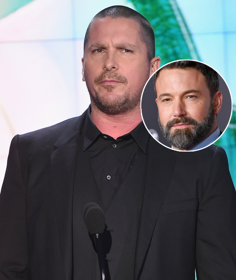 Why Christian Bale Still Hasn't Seen Ben Affleck's Batman