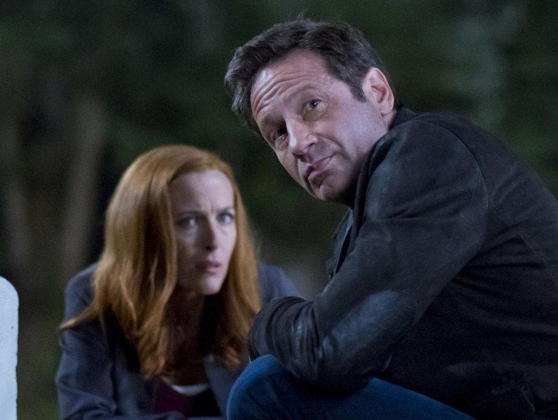 How Donald Trump's 'Fake News' Era Made 'The X-Files' Relevant Again