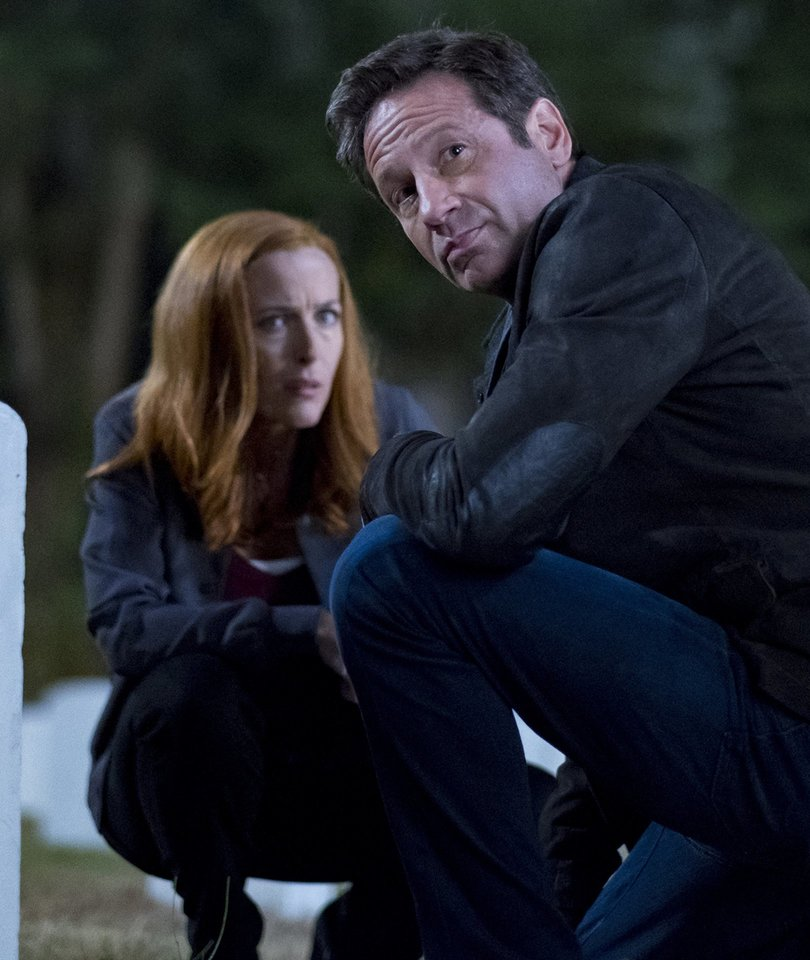 How Trump's 'Fake News' Era Made 'The X-Files' Relevant Again