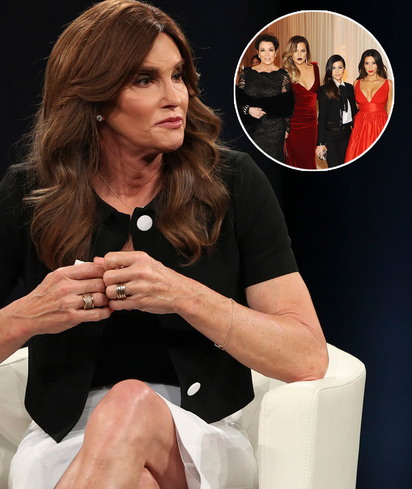 Jenner 'Didn't Trust' Kardashians to Keep Gender Confirmation Surgery Secret