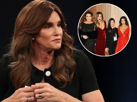 Jenner 'Didn't Trust' Kardashians to Keep Gender Confirmation Surgery Secret