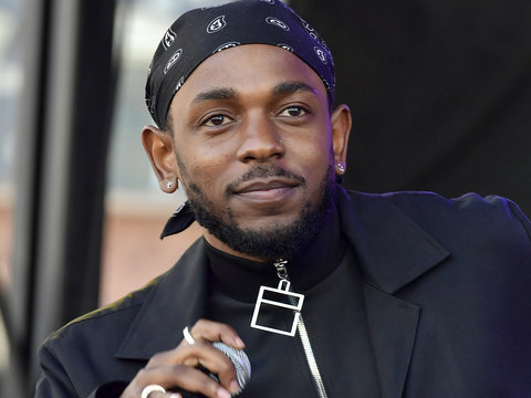 Kendrick Lamar Makes Marvel History With 'Black Panther: The Album'