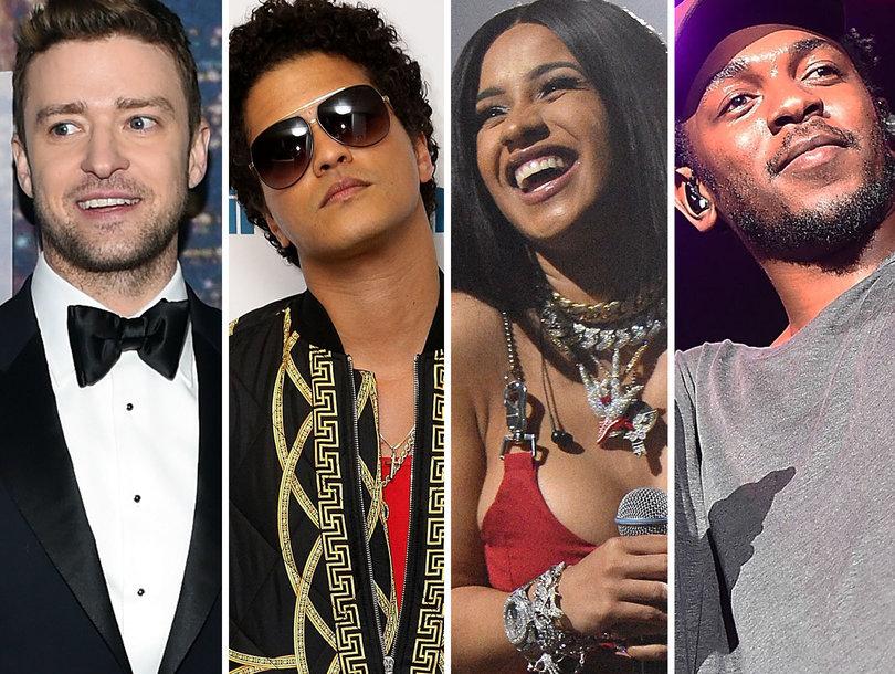 7 Songs You Gotta Hear on #NewMusicFriday: Justin Timberlake, Cardi B, Kendrick Lamar