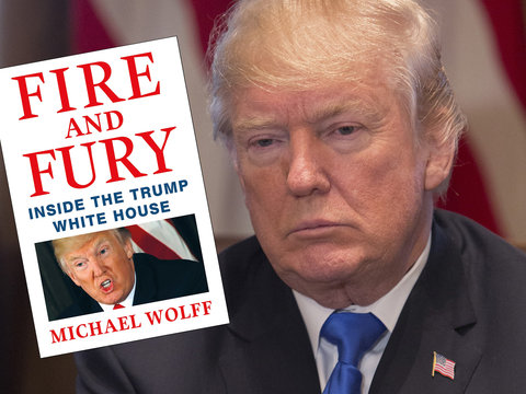 14 Explosive Allegations From Michael Wolff's 'Fire And Fury' Tell-All