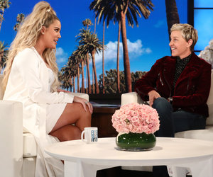 Khloe Kardashian Reveals Baby Name After Ellen Grills Her About Kylie