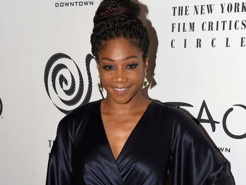 5 Wildest Moments From Tiffany Haddish's New York Film Critics Circle Awards Acceptance Speech