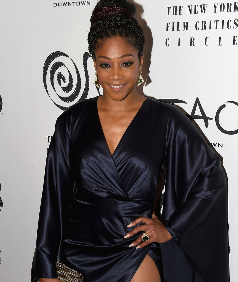 5 Wildest Moments From Tiffany Haddish's NY Film Critics Circle Speech