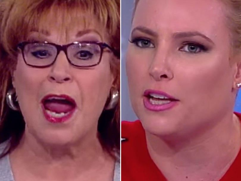 Joy Behar Slams Sean Hannity, Meghan McCain Rips Trump Administration Over Michael Wolff Tell-All