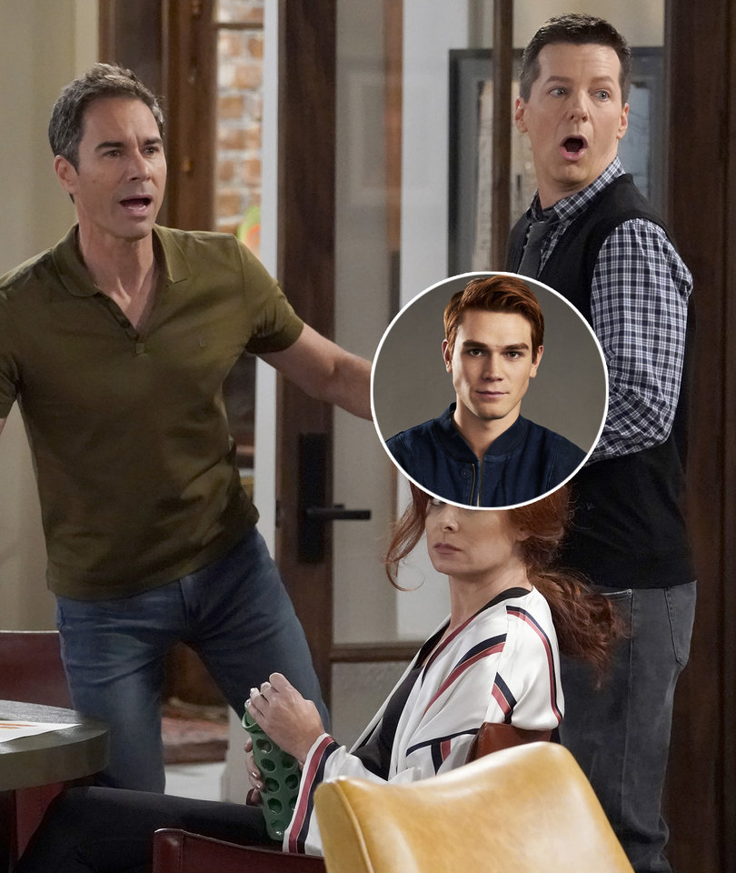 'Riverdale' Gets Hilarious Shoutout on 'Will & Grace'